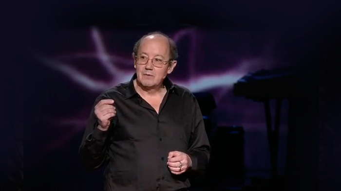 David Christian's TED Talk