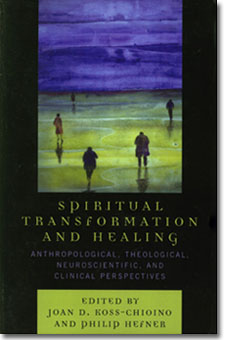 Spritual Transformation and Healing Book Cover