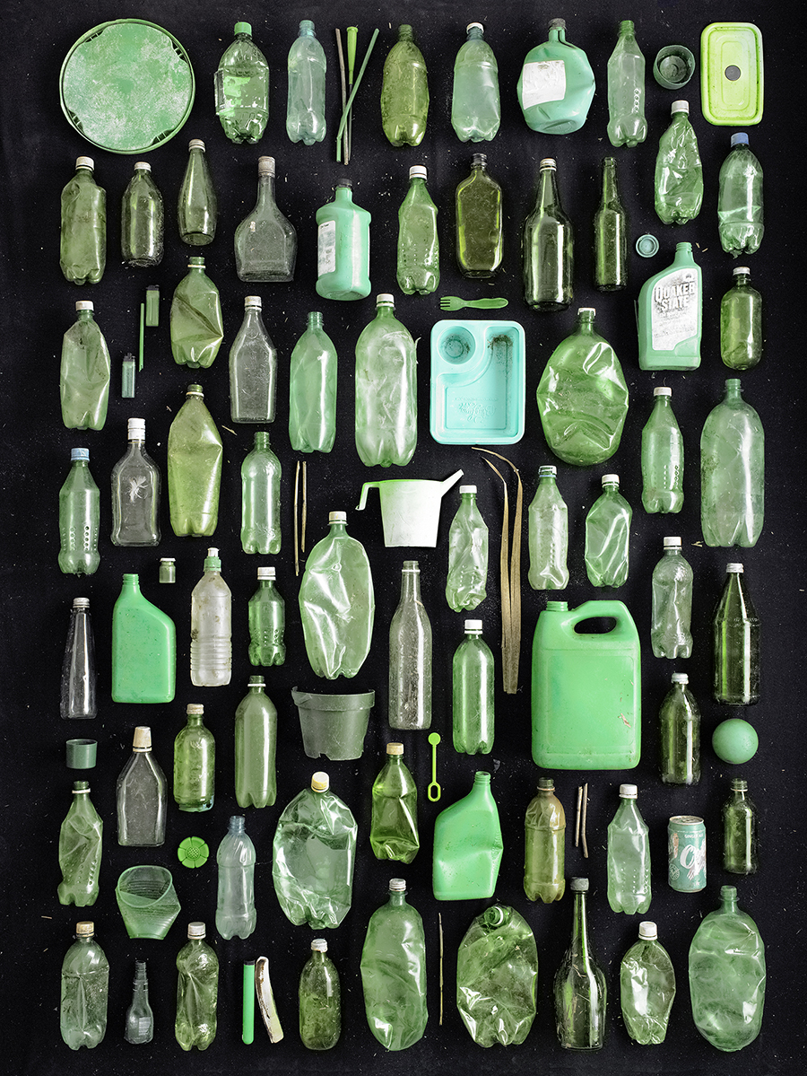 Barry Rosenthal Green Containers