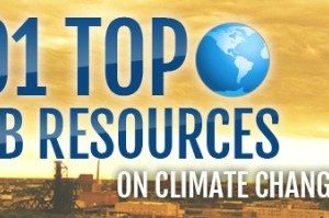 101 Top Web Resources on Climate Change