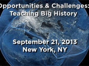 Opportunities and Challenges of Teaching Big History