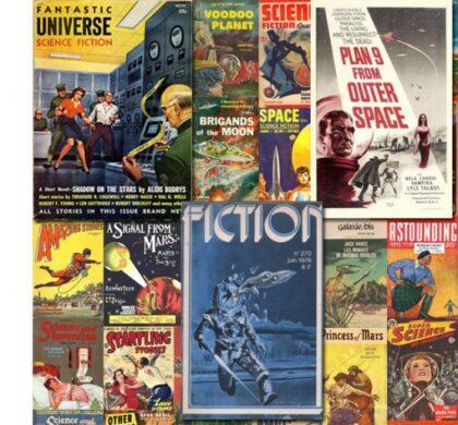 Science Fiction Artwork, 1901-1976