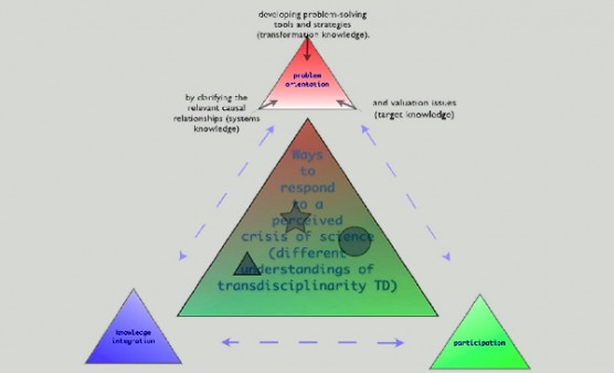 The Long Way From Non Reductionism To Transdisciplinarity Critical