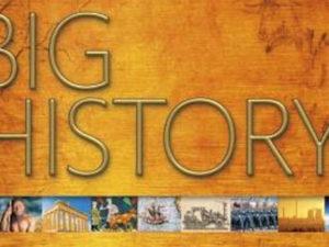 The Big Book on Big History: An Illuminated Manuscript